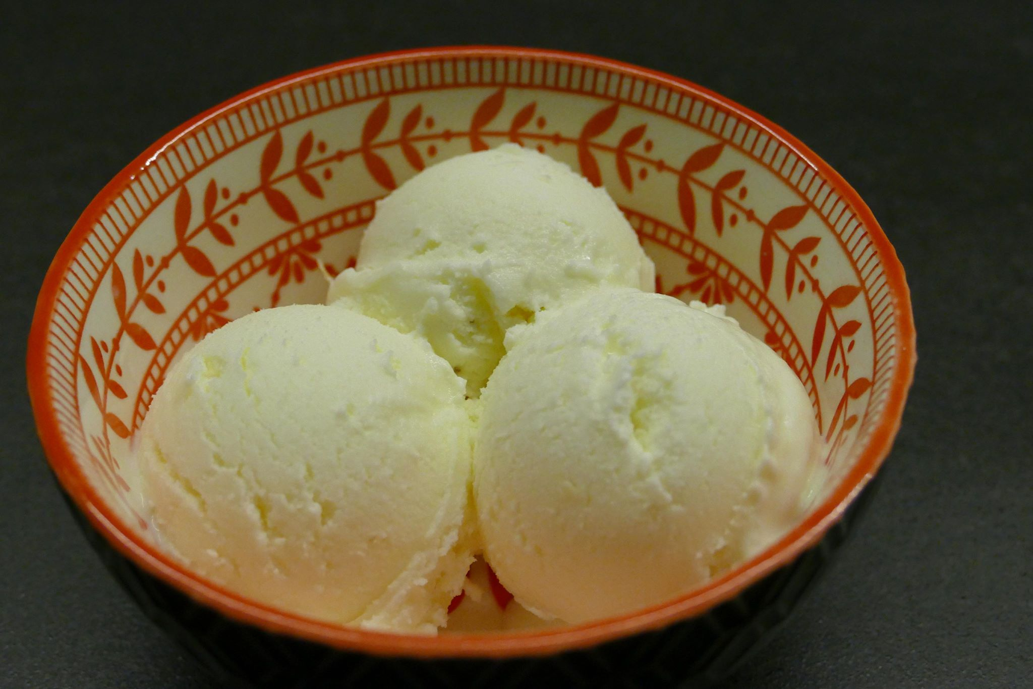 Limoncello-yoghurtijs