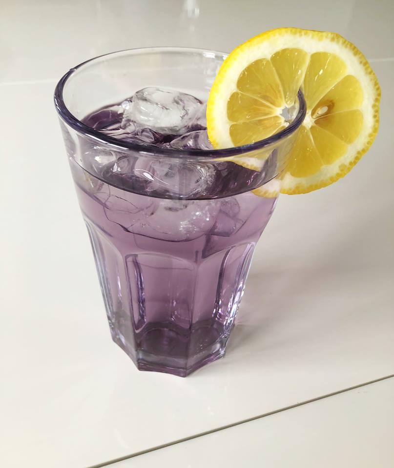 Lavendel-citroen limonade
